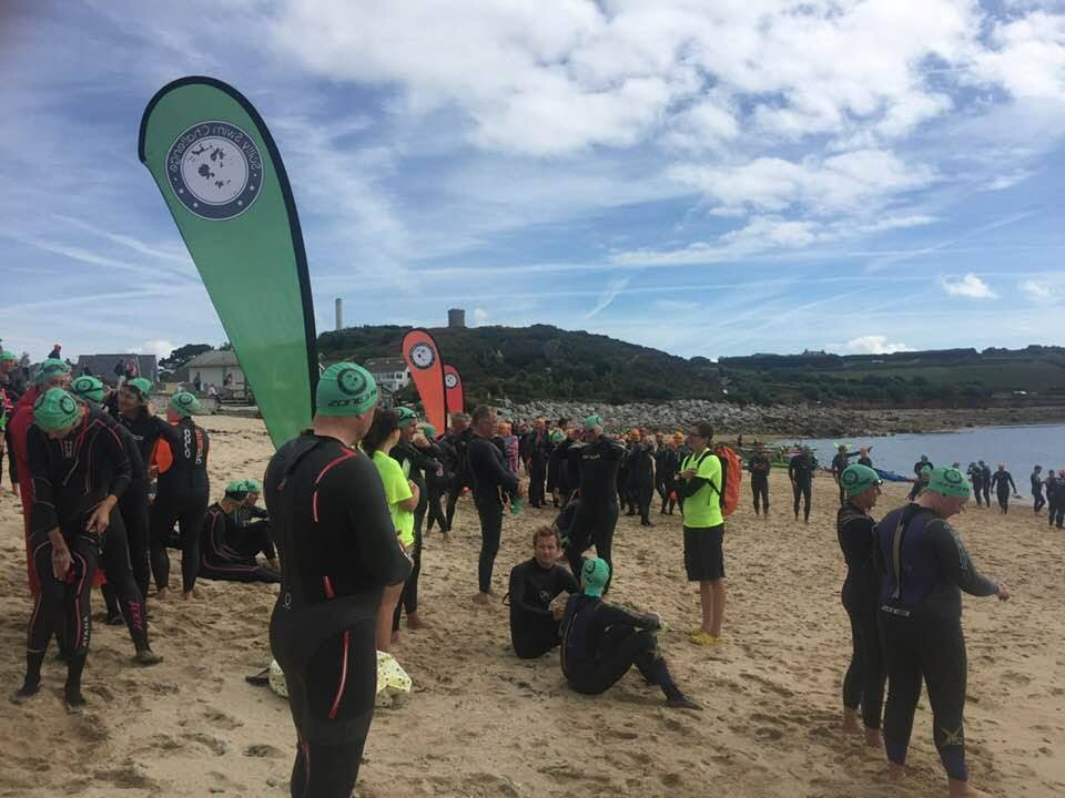 From Swim Mom to Scilly Swimmer