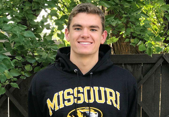 4x Kansas HS State Champion Ben Patton Verbals to Mizzou