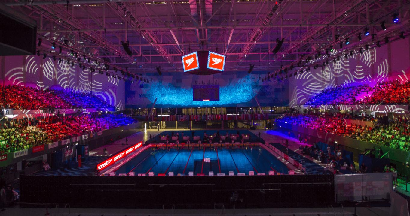 La FINA persiste et signe: sa série de meetings se tiendra à Hangzhou, Budapest, et Indianapolis