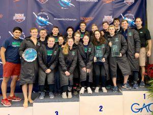 Nashville Aquatic Club, Mason Manta Rays Win Team Titles at Jrs East