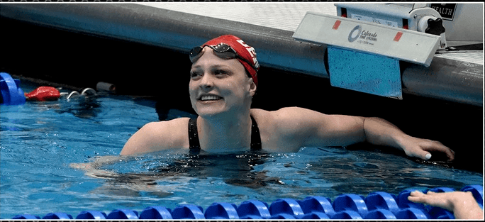 Denison Sweeps Home Invitational, Including Pool Record by Kustritz