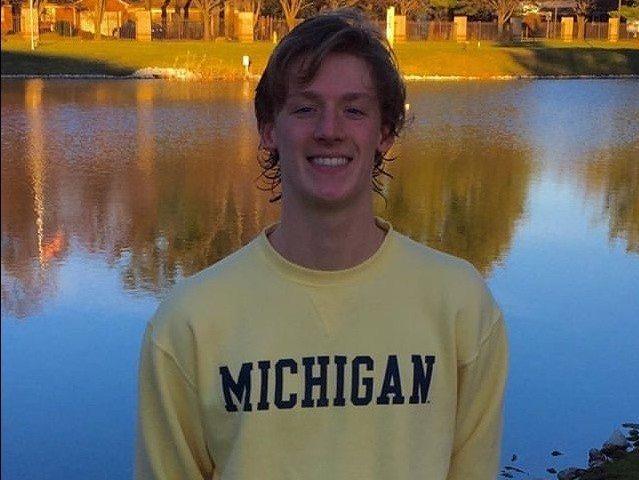 #7 in Class of 2020, Carmel's Wyatt Davis, Verbally Commits to Michigan