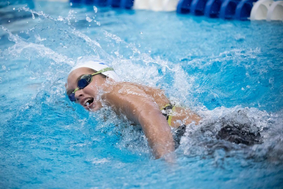 87 New U.S. Olympic Trials Cuts Achieved at 18&U Spring Cup Meets