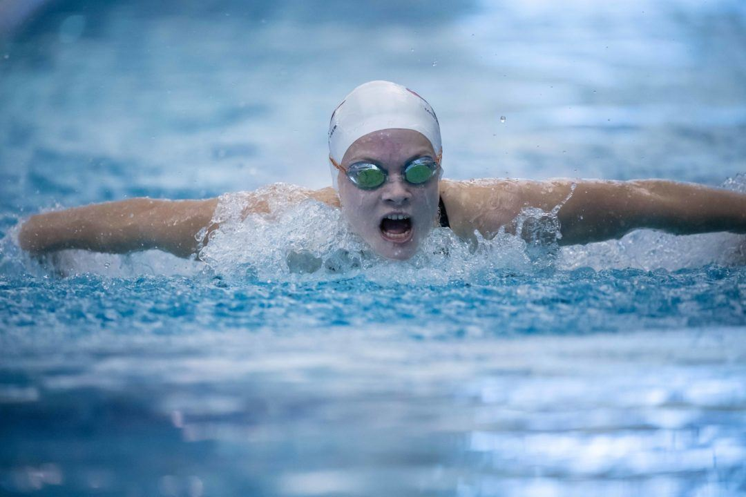 Tess Howley Hits 22.9 50 Free at LIAC Invite to Break 23 Seconds for First Time