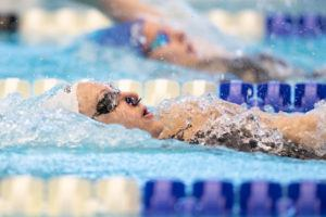 2019 French Elite Nationals: Mathilde Cini Ops out of 200 Back on Day 6