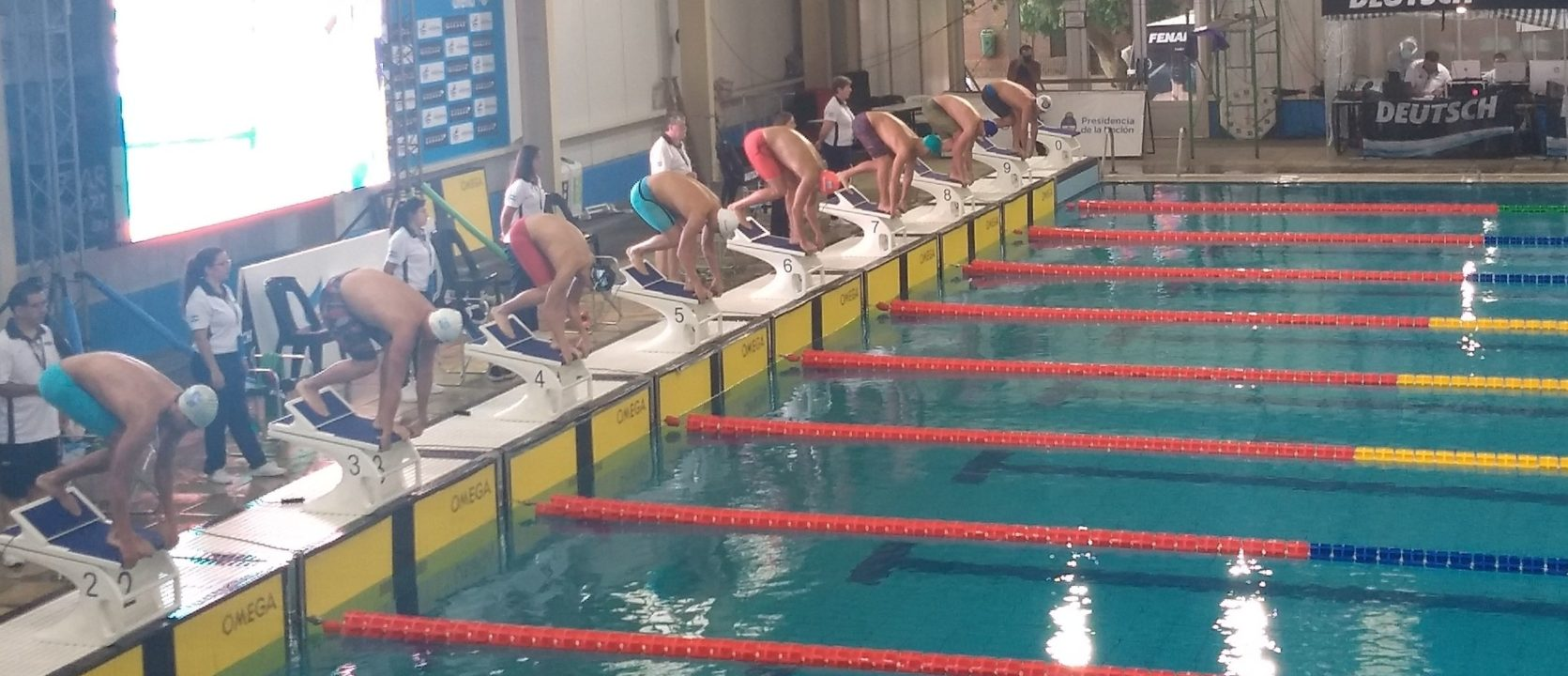Los 10 nadadores que brillaron en el Argentino 2019