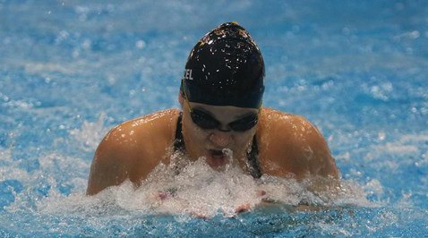 Day 1 of MIAC Championships Brings 800 Freestyle Record
