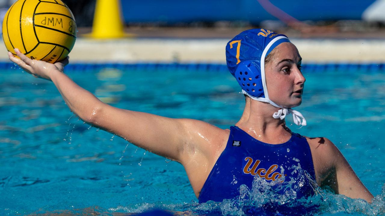 USA Women's Water Polo Wins 50th Straight Match, Wins Group Title at Worlds