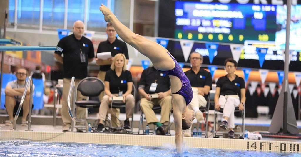 2019 W. NCAA Previews: Two-Year-Old Rematch Highlights Diving Events