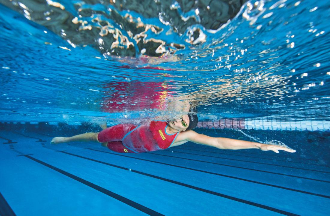 arena Powerskin R-Evo one, el bañador de competición más revolucionario