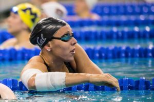 W. Pac-12s: Cal's Weitzeil a DFS in 100 FR, Hyper-Extended Arm on 50 FR Finish