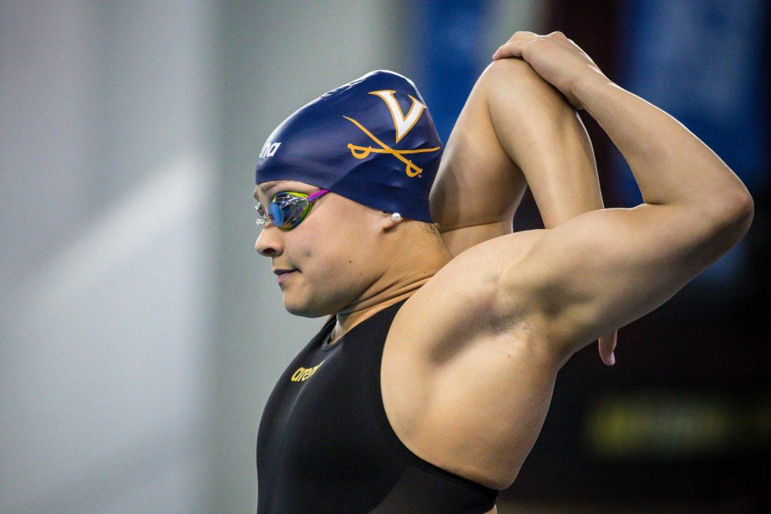 2020-2021 NCAA Women's Swimming & Diving Power Ranks: January Edition