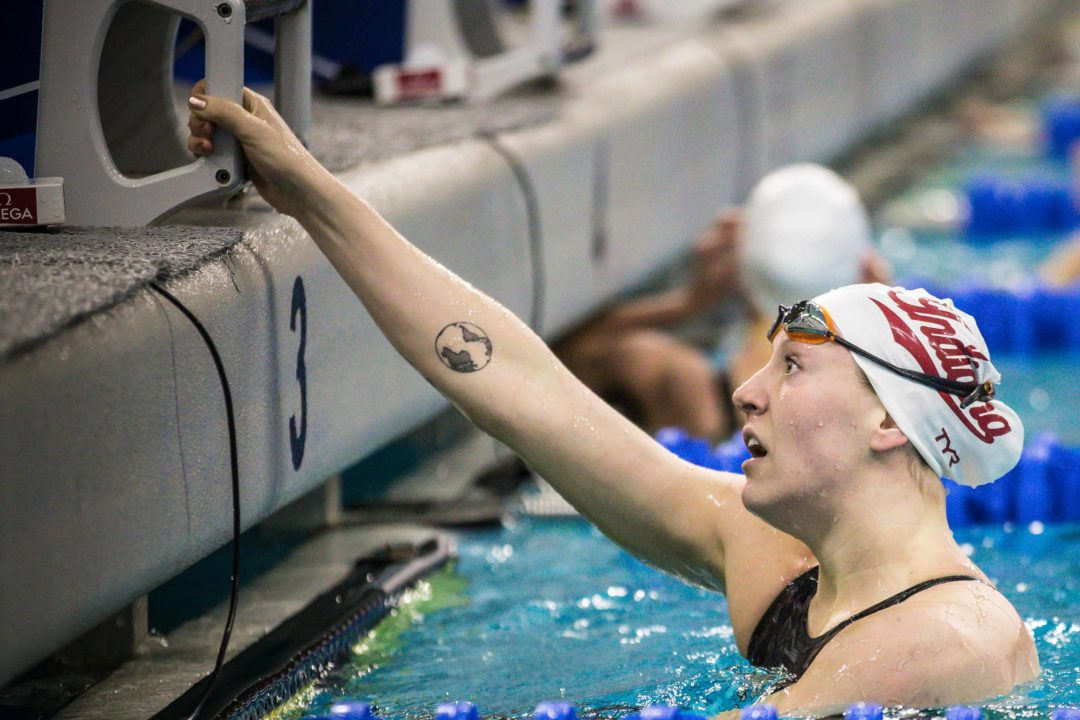 Indy Sectionals: Bailey Andison Shatters Personal Best with 4:39 LCM 400 IM