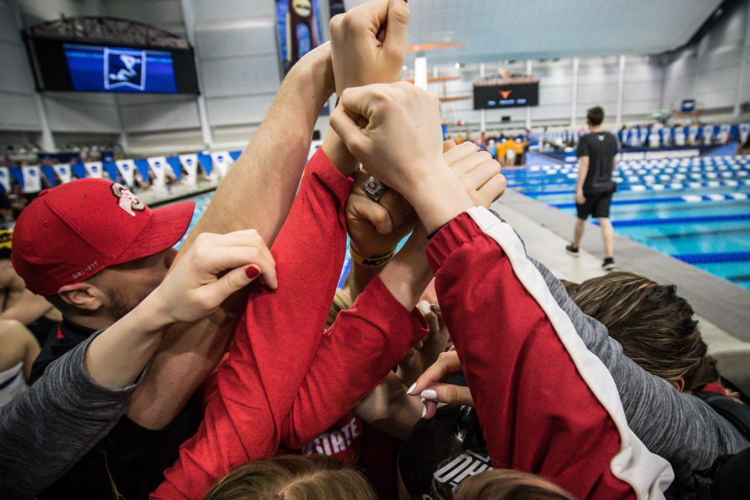 YMCA Nationals Champion Billy Regan Becomes 3rd UConn-to-Ohio State Transfer