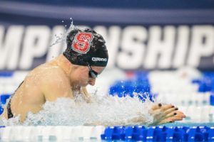 2021 W. NCAA Picks: After Racing King as a Freshman, Hansson Seeks 200 BR Title