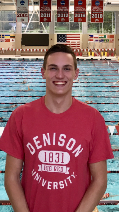 Ohio Freestyler Chase Fisher to Stay Home, Commits to Denison