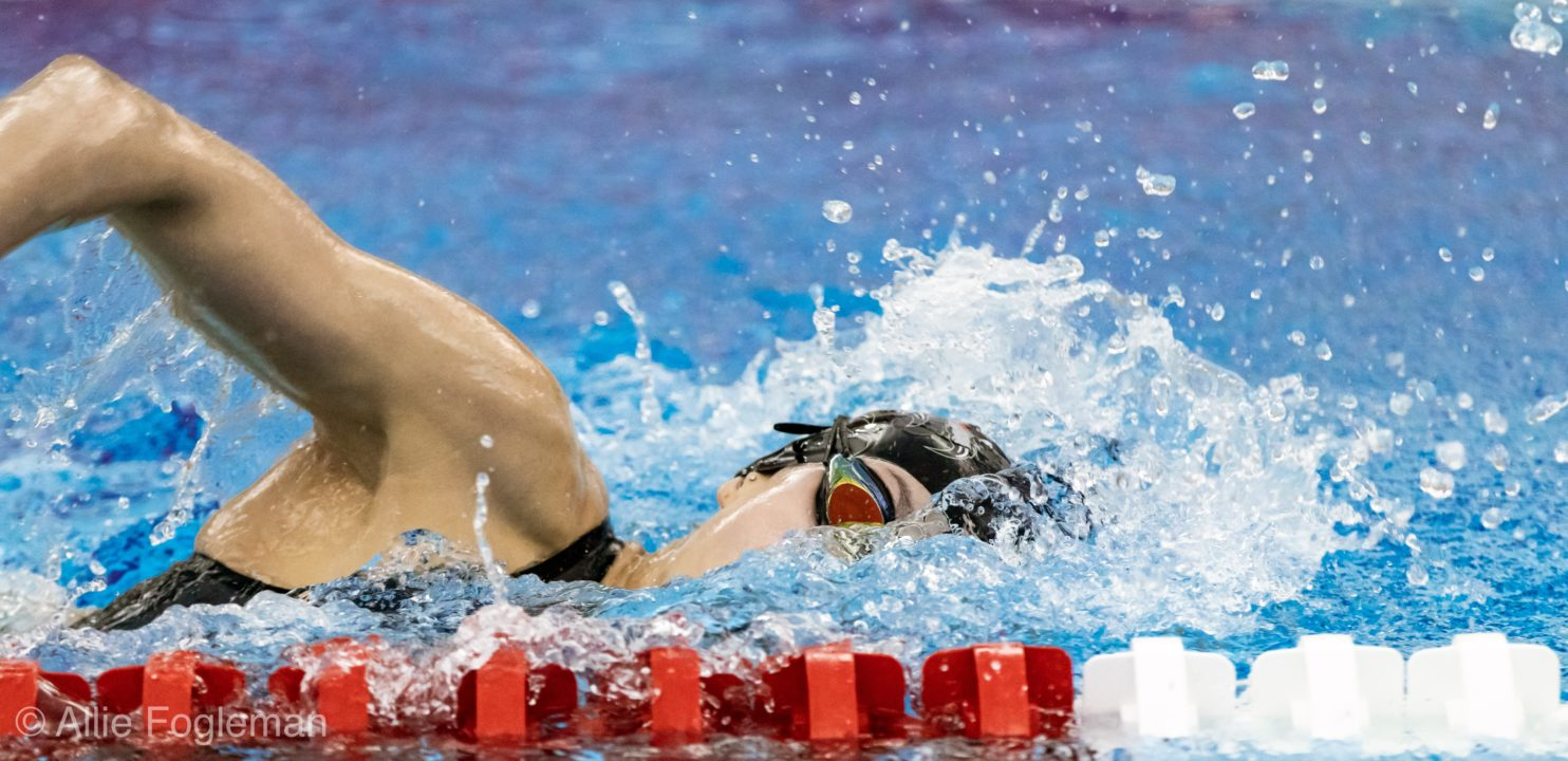 Hannah Moore, Phoebe Hines Scratch 800 Free on Day 1 of U.S. Open