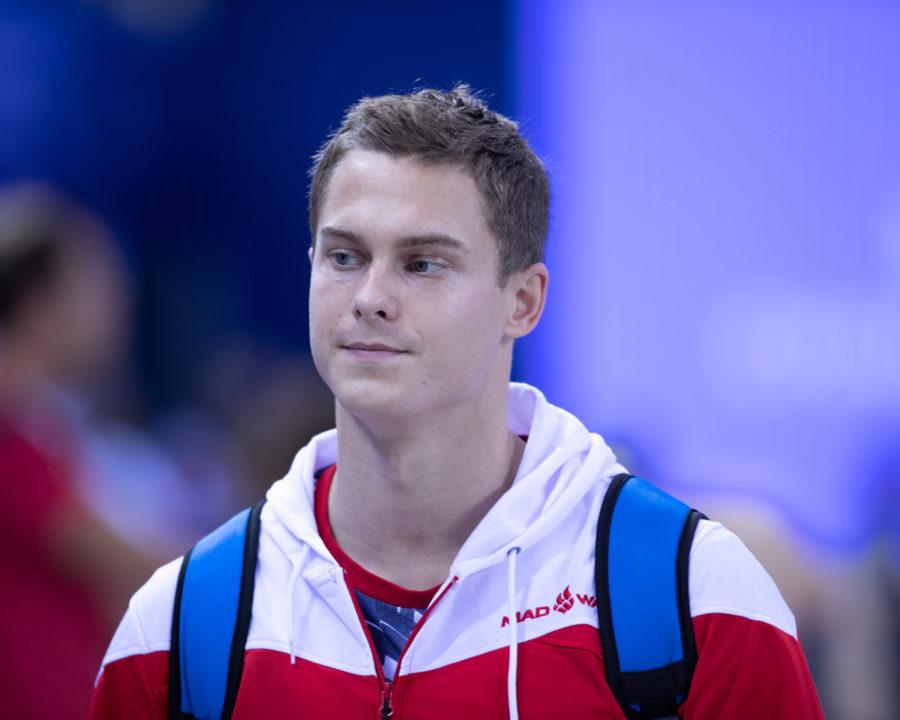 Vladimir Morozov Fails to Advance to Semi-finals of 100 Freestyle in Gwangju