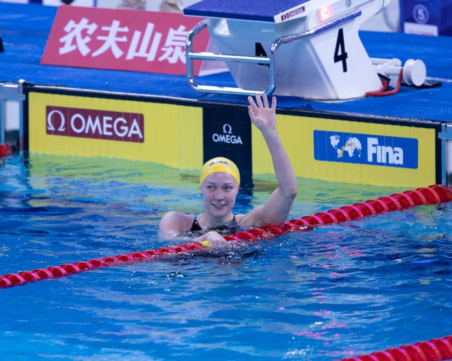 FINA Champions Swim Series Guangzhou – Resultados completos