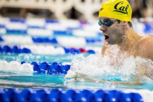 College Swimming Previews: Unlikely Sprints/400 IM Combo Lead #1 Cal Men