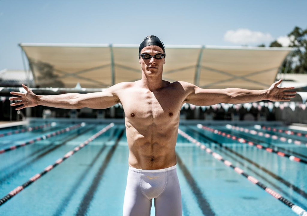 Cartwright Confirms Not Swimming 1500 At Aussie World Swimming Trials