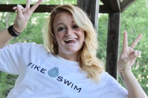 Fike Swim Signs UGA Standout Megan Kingsley