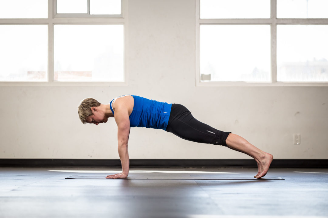 Daily Dryland Swimming Workouts #132 – Planks