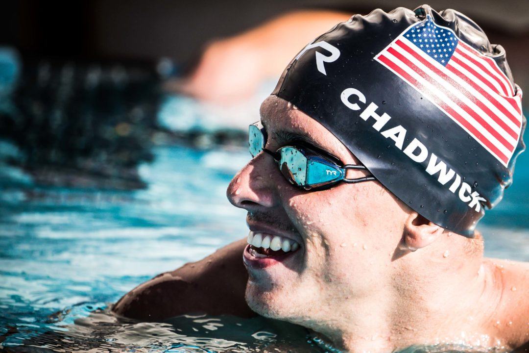 Battle of Veterans v. Age-Groupers in 50 Freestyle Highlights Richmond Day 3