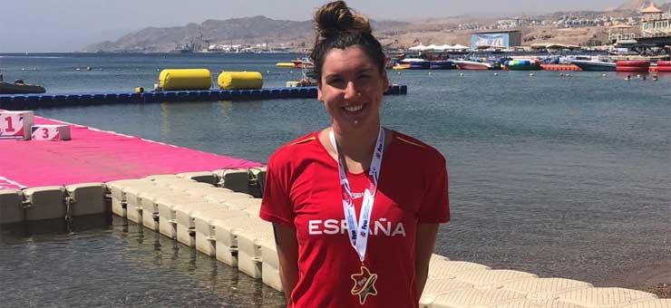 España llevará 6 nadadores de aguas abiertas al mundial