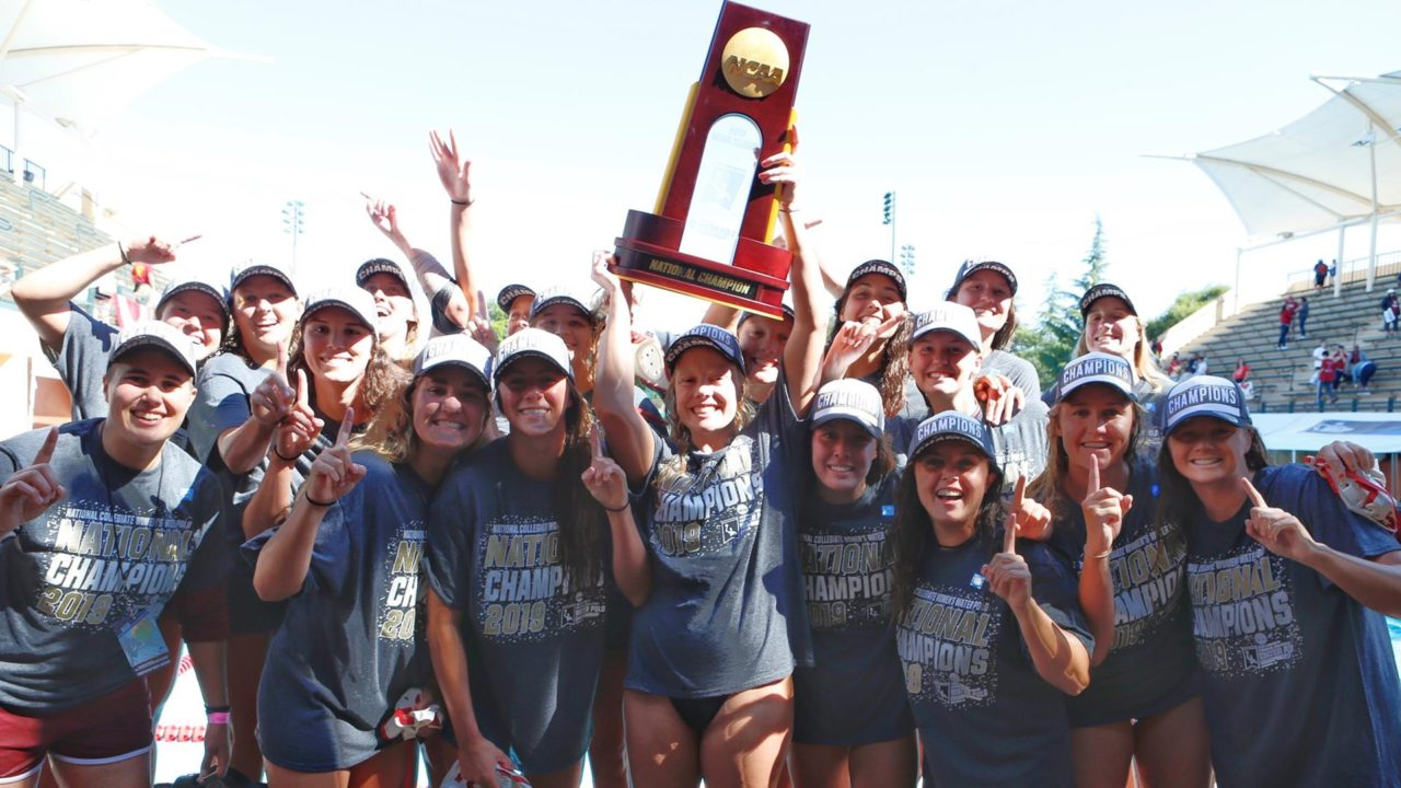 #2 Stanford Earns 7th NCAA Water Polo Crown with 9-8 Win over #1 USC