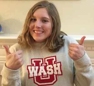 Sam Auditore Announces Commitment to Washington University of St. Louis