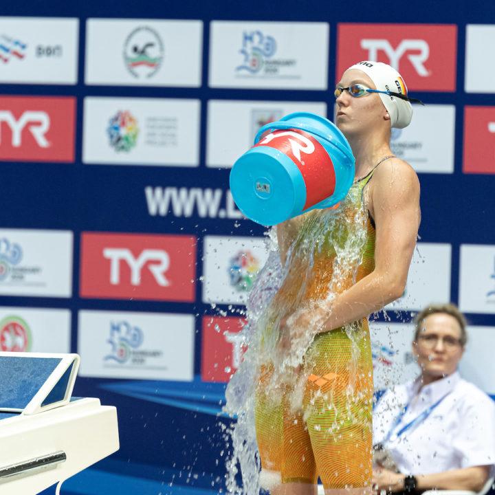 Magdeburg: Isabel Gose unter Olympianorm, 4. der Weltjahresbestenliste