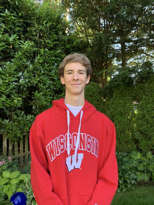 Wisconsin Commit Newmark Breaks NY State Record with 1:35.8 200 Free