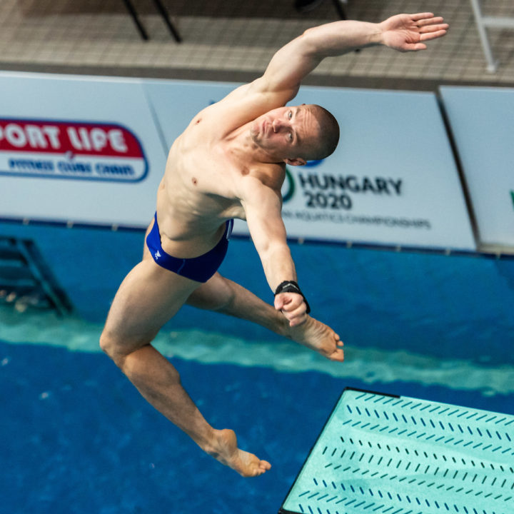 Russia Dominates on the 5th Day of European Championships Diving Competition