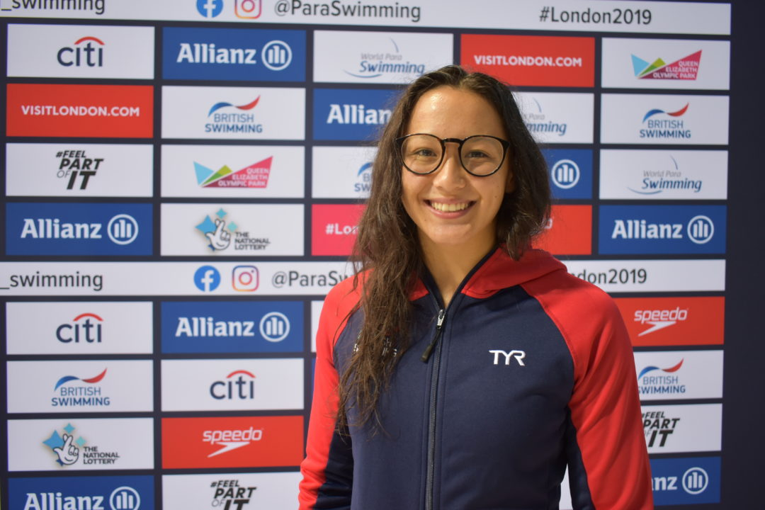 Great Britain's Alice Tai Withdraws From Tokyo Paralympics Due to Elbow Injury