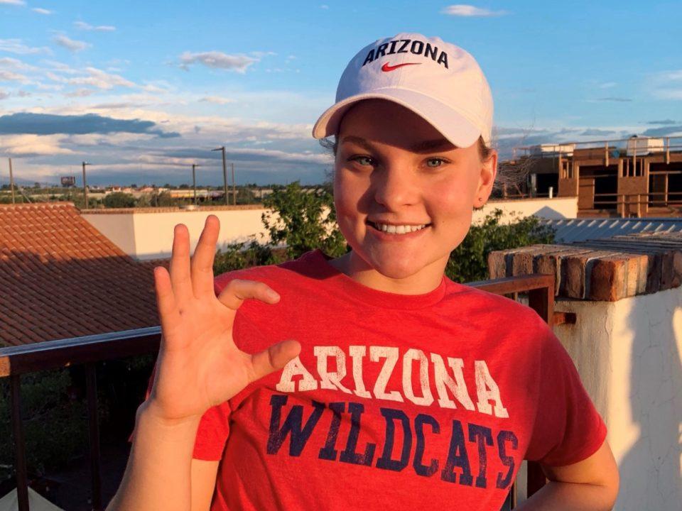 Oregon High School State Champion Tia Lindsay Verbals to Arizona for 2020