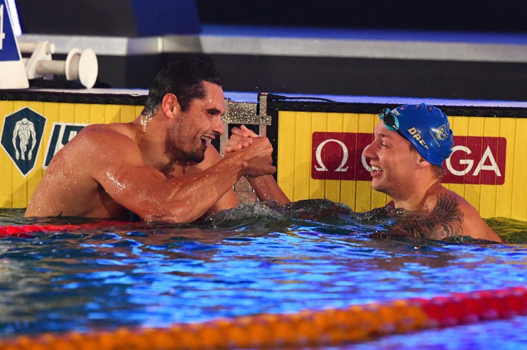 5 Motivi Per Guardare La Stagione 2 Della International Swimming League
