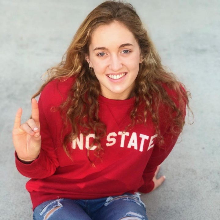 NC State Continues to Work Magic: Gets Verbal from #7 Annabel Crush (2021)