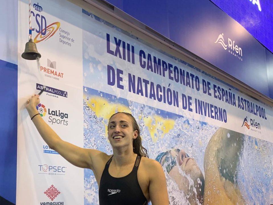 Lidón Muñoz arrasa en el Campeonato de España de invierno con 10 oros