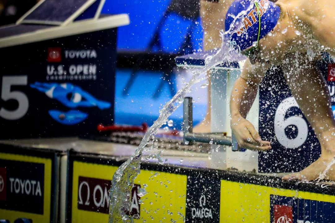 Bobby Finke Nails Second-Fastest 1650 In History, One Tenth Off American Record