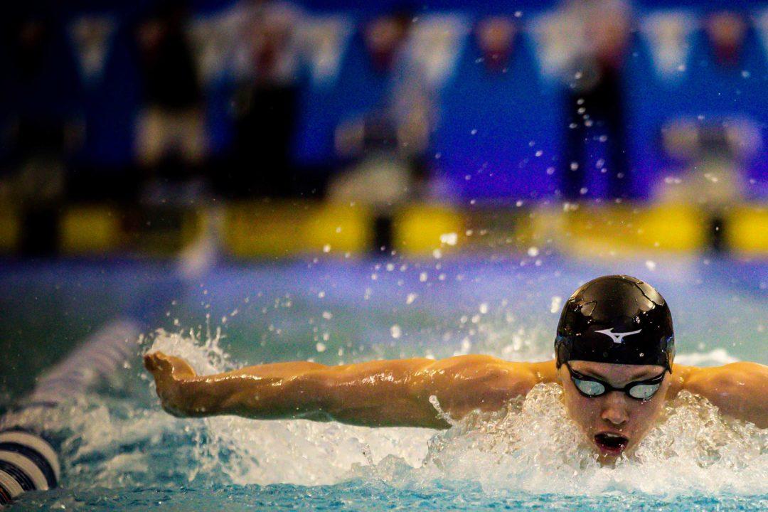 "Carson Foster Swims 1:58 in 200 IM in ""Semi-Finals"" of Trials Simulation"