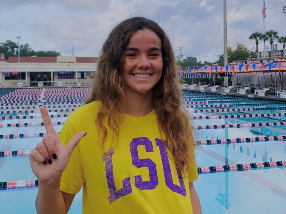 2x Florida HS Champion Sasha Ramey Verbally Commits to LSU for 2021-22