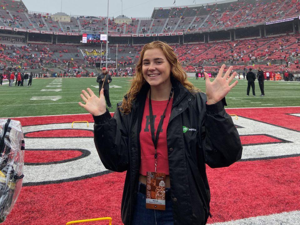 English Sprinter Emily Crane Commits to Ohio State for 2020-21