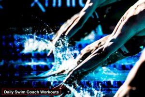 Daily Swim Coach Workout #555