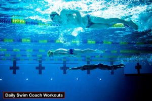 Daily Swim Coach Workout #585