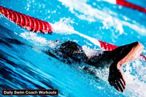 Daily Swim Coach Workout #550