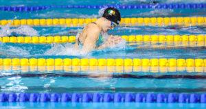 Mona McSharry Sets New Irish Senior Record In 200m Breaststroke At Tokyo 2020