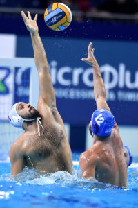 Tokyo 2020 Men's Water Polo: Group Play Ends with Greece and Spain on Top