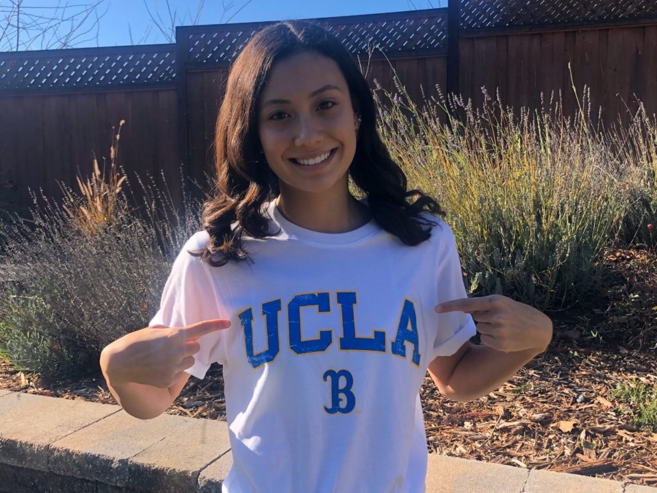 UCLA Picks Up Crow Canyon Breaststroker Ana Jih-Schiff for 2021