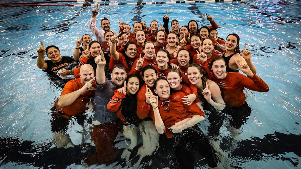 Princeton Women's Swimming and Diving Adds Juan Sequera As Volunteer Assistant